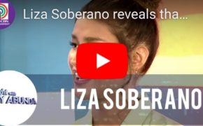Watch TWBA: Actress Liza Soberano Admits To Quit Showbiz Know Here Why?