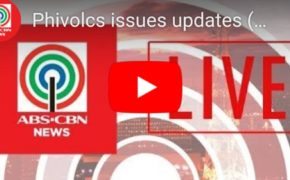 WATCH LIVE: PHIVOLCS Update #Taal Volcano As Of January 18, 2020 (Saturday)