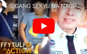 "Watch Raffy Tulfo In Action: Viral Video Of A Arrogant Security Guard ""Rex Baltisoto"" Calls Himself As A Police Meets His Demise"