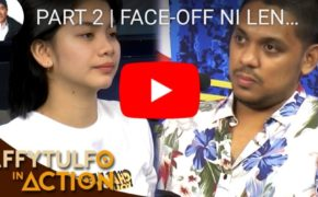 "Watch Raffy Tulfo In Action: Part 2 Arlene ""Leng"" Altura Vs Jason AKA Makagago Face Off"