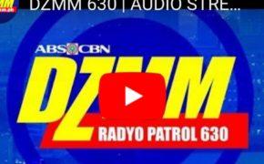 LIVE NOW: DZMM 630 Audiostream Coronavirus Alert January 29, 2020 (Wednesday)