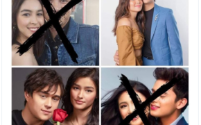 KathNiel, LizQuen Avid Fans React to James Reid-Nadine Lustre Breakup