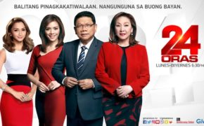 "LIVE NOW: ""24 Oras"" Gma7 January 17, 2020 (Friday)"