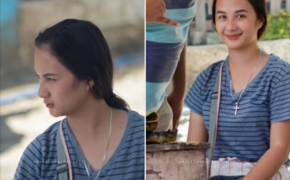 "This Beautiful Lady (Cristy Cuizon) Selling ""Bibingka"" Went Viral"