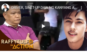 "PART 1 Raffy Tulfo in Action, Driver Filemon ""Mang Jun"" Koh was Set-Up by YouTube Vlogger Keith Talens?"