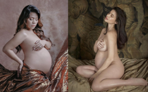 Anne Curtis Loves DJ Chacha  Maternity Photo Posts on Instagram