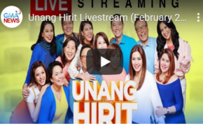 Watch LIVE: Unang Hirit Episode on Thursday, February 20, 2020