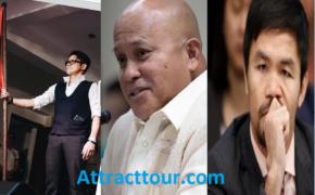 "Robin Padilla Defends Senator Ronald ""Bato"" Dela Rosa & Manny Pacquiao from Bashers"