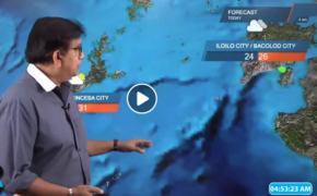 Watch LIVE: DOST-PAGASA Weather Updates on February 22, 2020