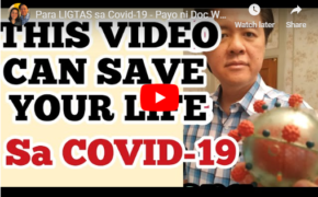 Doc Willie Ong Health Tips To Save You from Covid-19