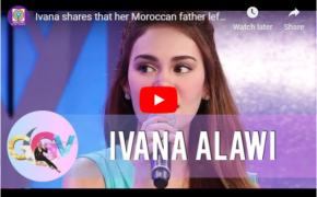 Ivana Alawi Admitted She Receives Wealth from a Moroccan