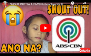 "Nitch Macapobre Batang Cebuana Vlogger ""Shout Out"" On ABS-CBN Franchise Renewal VIDEO Went Viral"