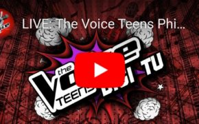 """WATCH LIVE: The Voice Teens PH """"Blind Auditions"""" February 22, 2020 (Saturday)"""