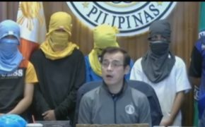 WATCH: Mayor Isko Moreno Face To Face With The Group Of Gangster Teenagers That Burned A Balloon Vendor in Metro Manila