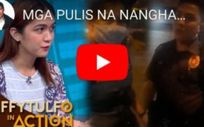 "Watch Raffy Tulfo In Action: Transgender ""Anne Pelos"" Harrassed By Police Officers Now Relieved From Duty"