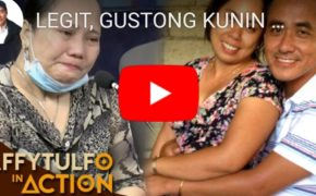 Watch Raffy Tulfo In Action: Poor Legal Wife Cries Out Due To Denied Access To See Her Dead Husband For The Time