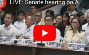 LIVE NOW: Senate Hearing Of ABS-CBN Compliance To Franchise Terms and Conditions February 24, 2020 (Monday)