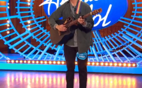 Filipino American Blows Judges Away During his Audition for American Idol