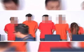 Five Suspects Arrested In Pasay City For Kidnapping
