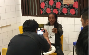 Viral Now Beggar Bought Own Motorcycle By Collecting Five Pesos