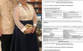 Sylvia Sanchez & Husband Arturo N. Atayde Tested Positive of Coronavirus Disease (COVID-19)