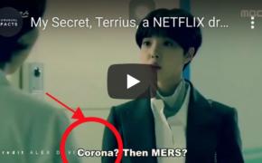 FULL VIDEO: Korean Drama 'My Secret Terrius' Predicts Predict the Coronavirus Pandemic (COVID-19) Went Viral