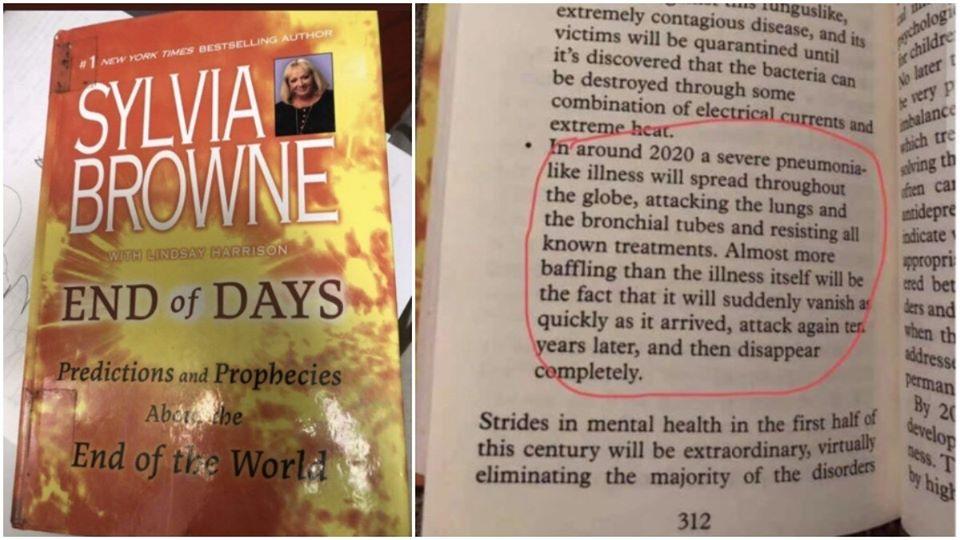 Sylvia Browne End Of Days Deutsche übersetzung