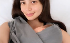Anne Curtis Revealed Daughter's Photo in Celebration for Baby Dahlia's 1st Month