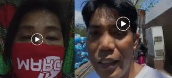 Francis Leo Marcos Challenge by a Netizen to Give His Money LIVE in Payatas