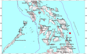 BREAKING NEWS: 4.6 Magnitude Earthquake Hits Guiuan (Eastern Samar) on April 3, 2020