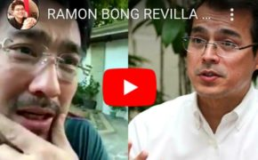 "WATCH: Sen. Bong Revilla Reacts On Mayor Isko Address ""Wala Kayong Ginagawa"" To Him and Fellow Senators"
