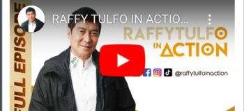 LIVE EPISODE REPLAY: Wanted Sa Radyo Raffy Tuflo In Action April 6, 2020 (Wednesday)