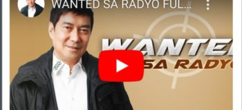WATCH LIVE: Wanted Sa Radyo July 6, 2020 (Monday) Raffy Tulfo In Action