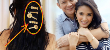 Heart Evangelista Versace Hairpins Revealed How Much the Cost of Them