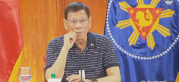 President Duterte Won't Allow Class Opening Without Vaccine for COVID-19