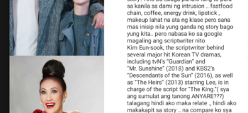 "Is Lee Min Ho to Reply Ai Ai Delas Alas Comment over ""The King: Eternal Monarch""?"