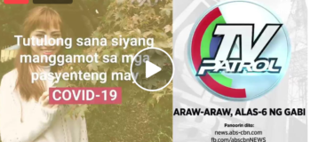 LIVESTREAM: TV Patrol Episode on Mayo 25, 2020