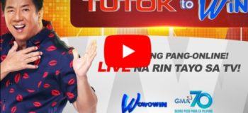 LIVE NOW: 'Tutok To Win Gma7 June 4, 2020 (Thursday)