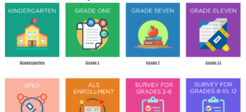 DepEd Online Enrollment System, Registration Guide to Start on June 1, 2020