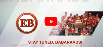 Watch Eat Bulaga 4.0 LIVE in Studio on July 4,2020 (Saturday)