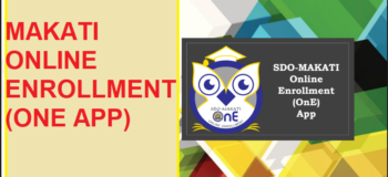 SDO-Makati Online Enrollment (OnE) App & Guide for Inquiry