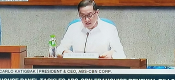 LIVE: 2nd Hearing of the ABS-CBN Franchise, June 1, 2020