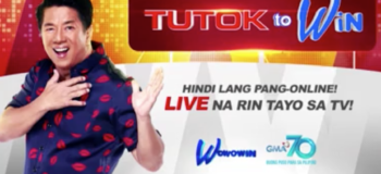 "LIVE NOW: ""Tutok To Win"" GMA7 September 21, 2020 (Monday)"