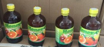 24,000 Unregistered Honey C Supplements Confiscated, Scam as said to Cure COVID-19