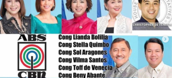 Angel Locsin Thanked 11 Lawmakers Who Was In Favor of ABS-CBN's Renewal