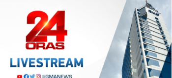 "LIVE NOW: ""24 Oras"" GMA7 August 3, 2020 (Monday)"