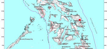 Magnitude 4.1 Earthquake Hits Taft (Eastern Samar) on Tuesday, July 7, 2020