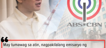 ACT-CIS Rep. Eric Yap Received a call from an alleged emissary of ABS-CBN offering P200 M to say YES