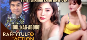 PART 3 Janella Salvador Fires Back to Michelle Pelongco (PA) in Raffy Tulfo in Action