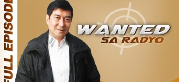 LIVE NOW: Wanted Sa Radyo Raffy Tulfo In Action August 3, 2020 (Monday)